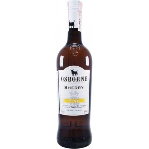 Испанский херес купить Jerez Osborne Sherry Fino (Осборн Фино) цена