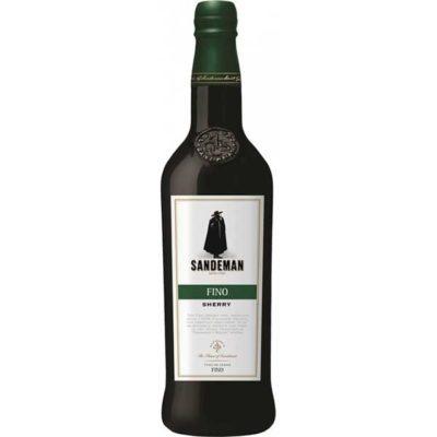 Испанский херес купить Sandeman Fino цена
