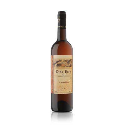 Купить Jerez Dias Baco Amontillado сухое белое креплёное испанское вино Херес Диос Бако Амонтильядо