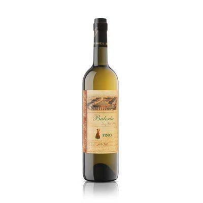 Купить Jerez Dias Baco Fino Buleria сухое испанское креплёное вино Херес Диос Бако Фино Булерия