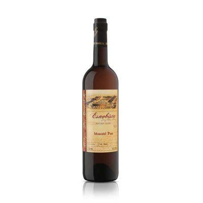Купить Jerez Diasc Baco Moscatel Pasa Esnobista сладкое белое испанское креплёное вино Херес Диос Бако Москатель Паза Эснобиста,