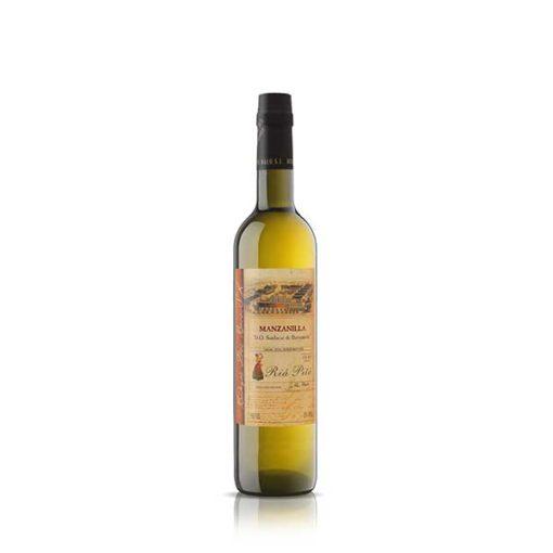 Купить Jerez Dias Baco Manzanilla Pia Pita сухое испансоке вино Херес Диос Бако Манзанилья