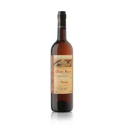 Купить Jerez Dias Baco Oloroso сухое белое испанское креплёное вино Херес Диос Бако Олоросо