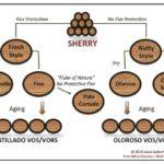Как выдерживают крепленное вино Херес